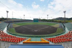 清水庵原棒球場
