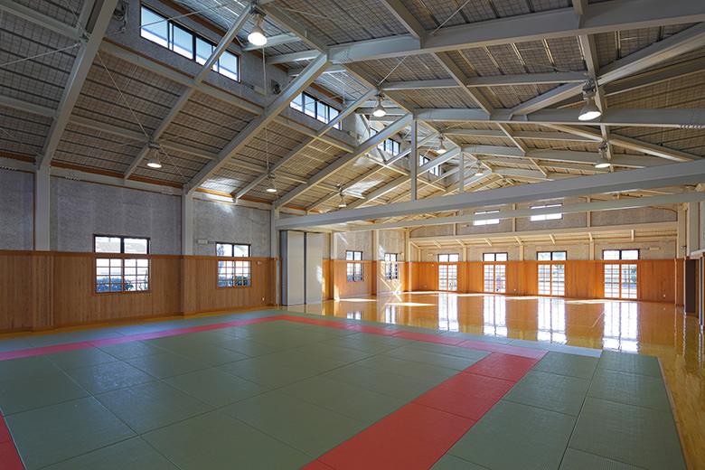 Terre des arts martiale