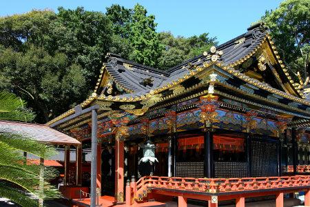 Mt. Kuno Toshogu